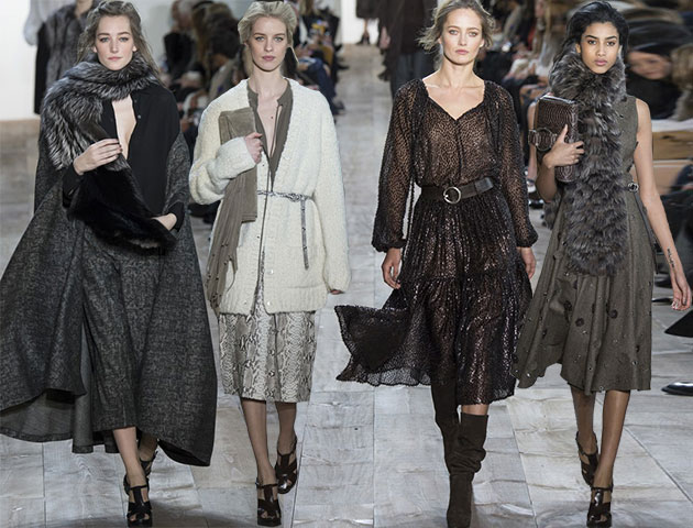 Michael Kors Fall Dresses 2014 Michael Kors Not The Label