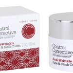 Anti-Wrinkle Face Neck Cream by Control Corrective, Chispa Magazine