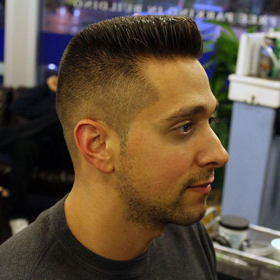High Top Taper Fade-Chispa Magazine