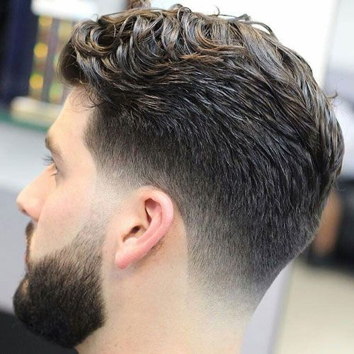 Low Taper Fade-Chispa Magazine